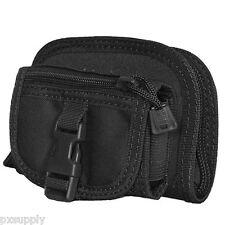 belt pouch tactical utility general purpose black fox 56-291