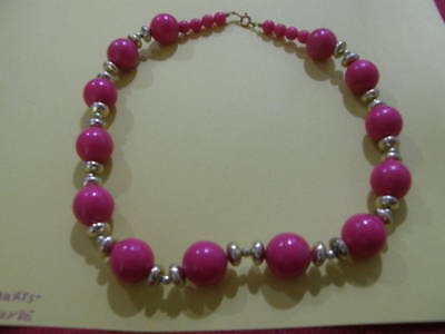 100% QualitäT Halskette - Perlenform - Rosagoldfarbend - Dm: Ca. 17 Cm Fortgeschrittene Technologie üBernehmen