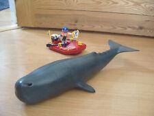 YRTS Playmobil 7998 Ballena Animales Agua 34cm ¡Precintado en Bolsa Original!