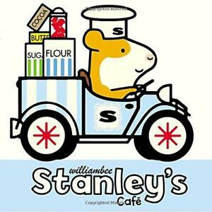 Stanley039s Café by Bee William  Paperback Book  9781780080468  NEW - Leicester, United Kingdom - Stanley039s Café by Bee William  Paperback Book  9781780080468  NEW - Leicester, United Kingdom