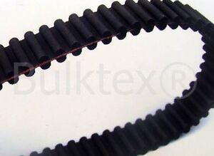 Bulktex® Doppelzahnriemen 2000-DS8M-20 passend Agrostroj 40769 Heckauswurf MT