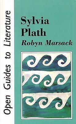 Sylvia Plath by Marsack, Robyn