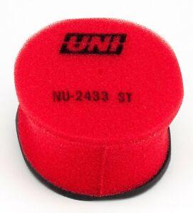 UNI Foam Air Filter NU-2433ST For Suzuki PE250 PE400 RM250 RM400 RS250