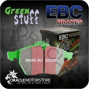 NEW-EBC-GREENSTUFF-FRONT-BRAKE-PADS-SET-PERFORMANCE-PADS-OE-QUALITY-DP21552