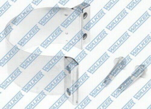 """Walker Butt-Joint Band Muffler Clamp 3/"""" Stainless Steel Each 33278"""