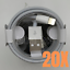 miniature 5 - 20 Pack Lot 3Ft 6Ft USB Charger Cable For Apple iPhone 11 8 7 6 XR Charging Cord