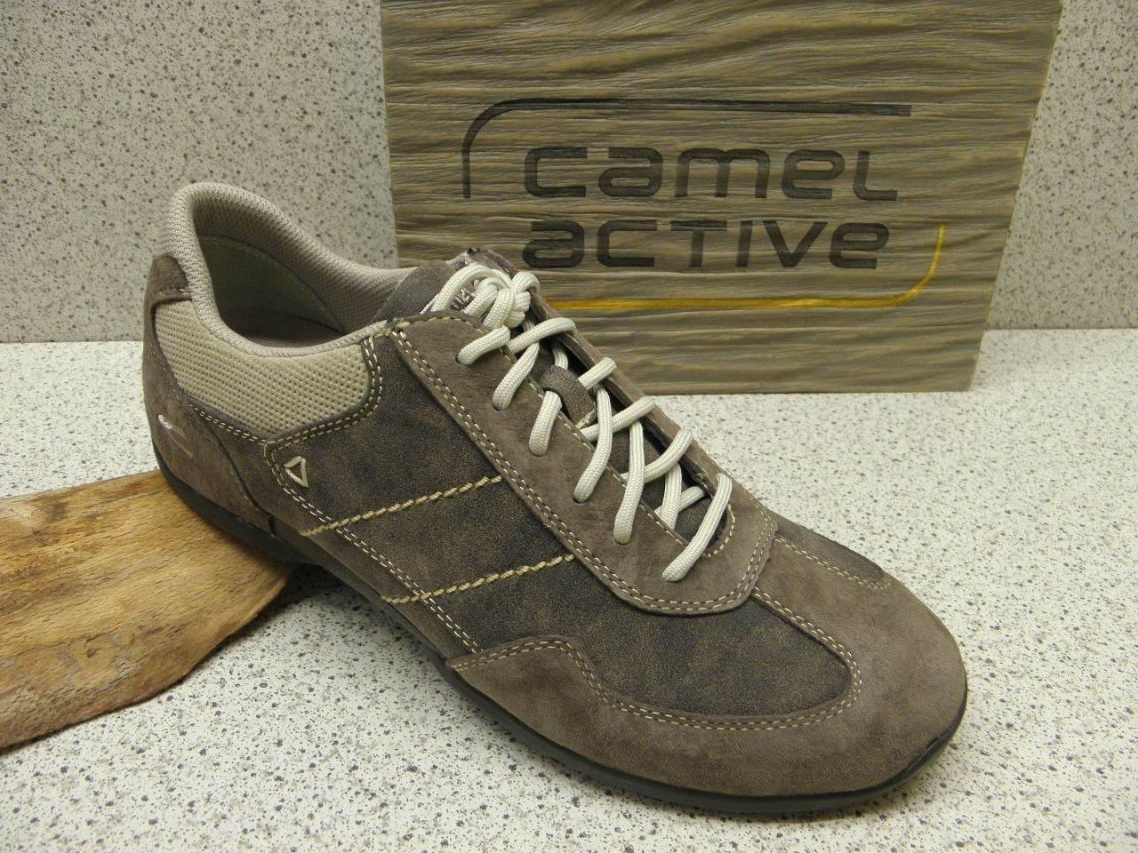 Camel Active ® rojouce, hasta ahora   Space  cortos gris marrón (c69)