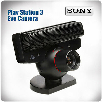 PlayStation 3: Eye Camera *New & Sealed*