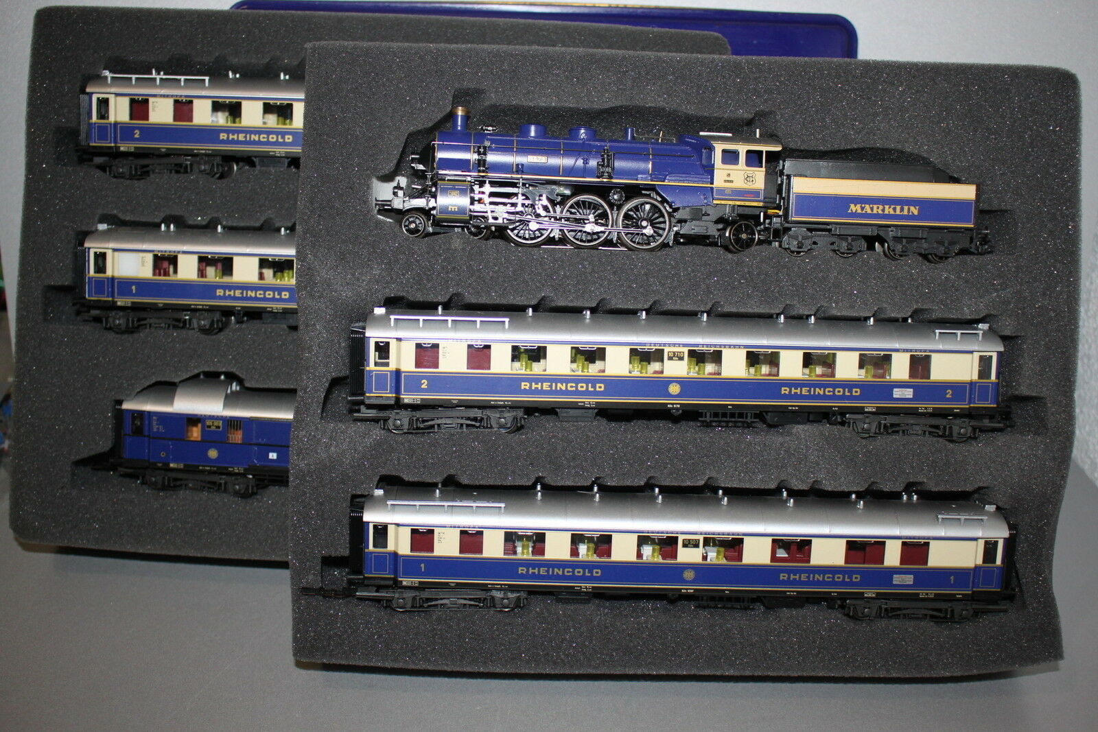 N Scale Bli P&e Steel Box Car 4-pack Corrugated Ends Pre-1955 #3406 New. Toys & Hobbies