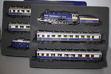 Märklin 26751 Rheingold Zug-Set mit Dampflok und Personenwagen 6-teilig Spur H0