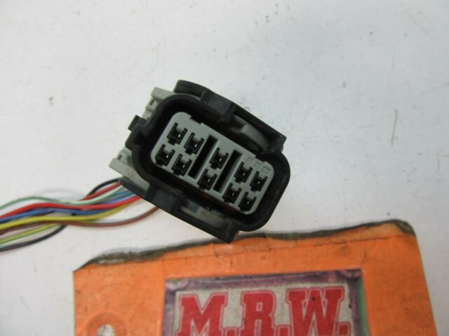 Wire Plug Connector Neutral Safety Switch Harness