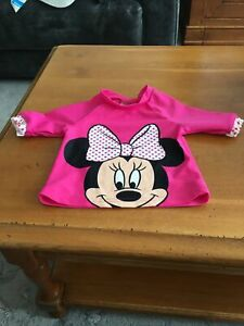 Disney At George Minnie Mouse Swim Top, Size 0-3 Months