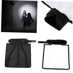 Spotlighting-Cloth-Flash-Diffuser-Bender-Light-Beam-Snoot-Softbox-Tube-MB