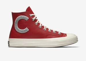 afd955afddd9 Converse Chuck Taylor all Star 70 Wordmark Wool High Top Red size ...