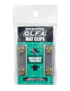 SET-OF-2-OLFA-MAT-CLIPS-HOLD-MATS-TOGETHER