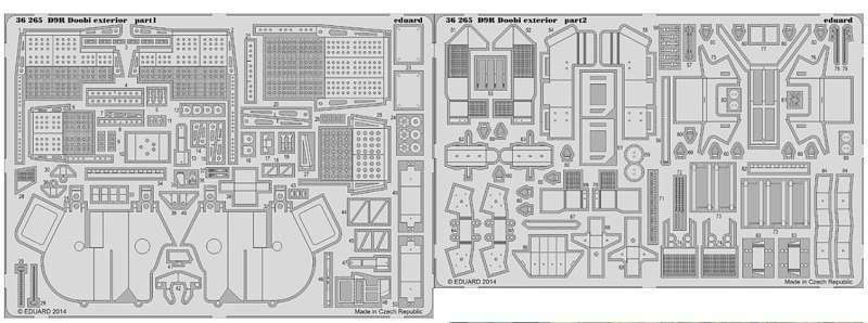 1 35 Armor-Doobi Exterior for MGK 8591437312658
