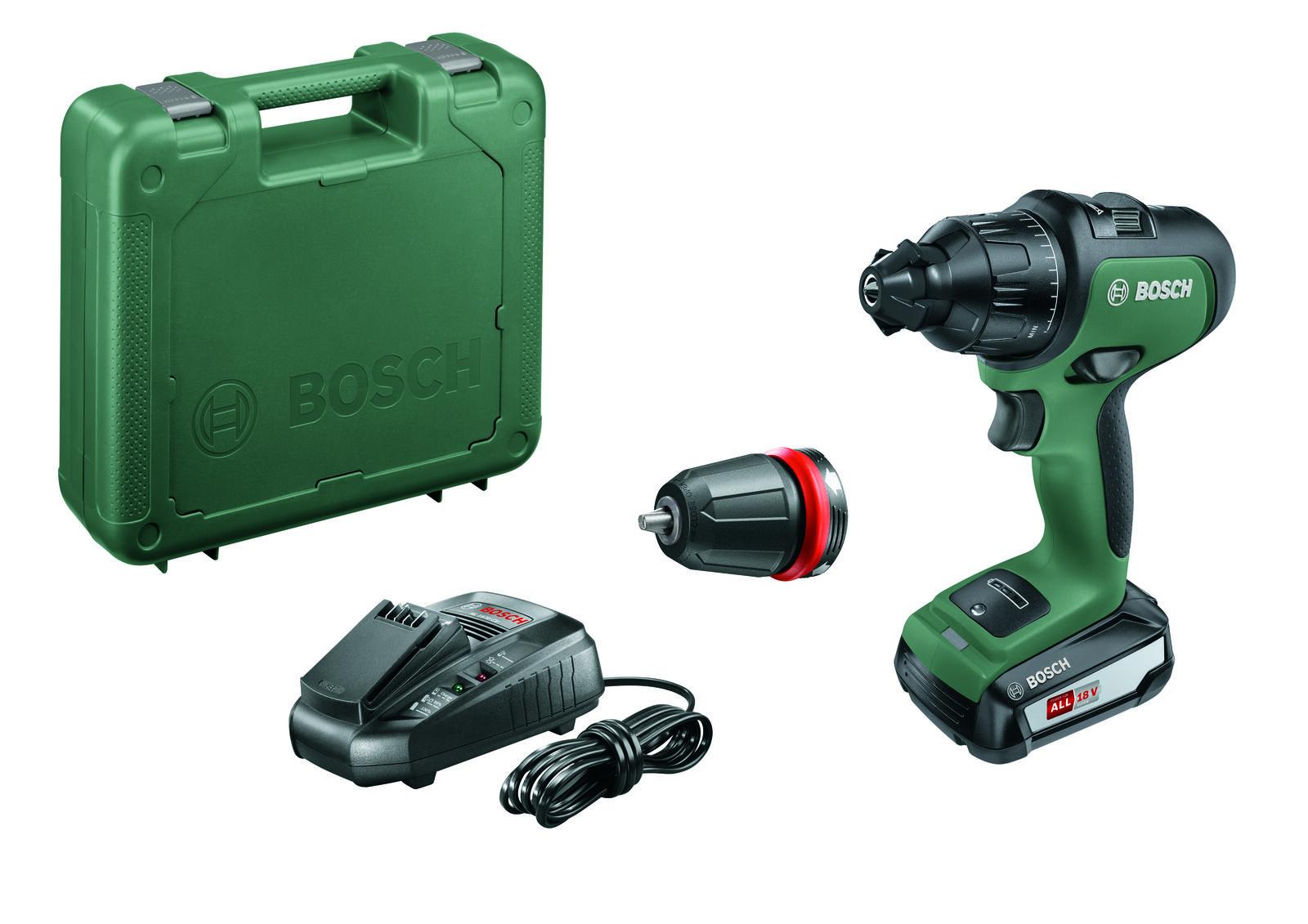 Bosch Akku-Bohrschrauber AdvancedImpact 18 - 18 V, 2,5 Ah, 1 Akku, 22 32 Nm