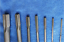1pc 3.5mm Carbide Tip Straight Shank Reamer