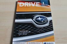 125810) Subaru XV - Drive Magazin 01/2012