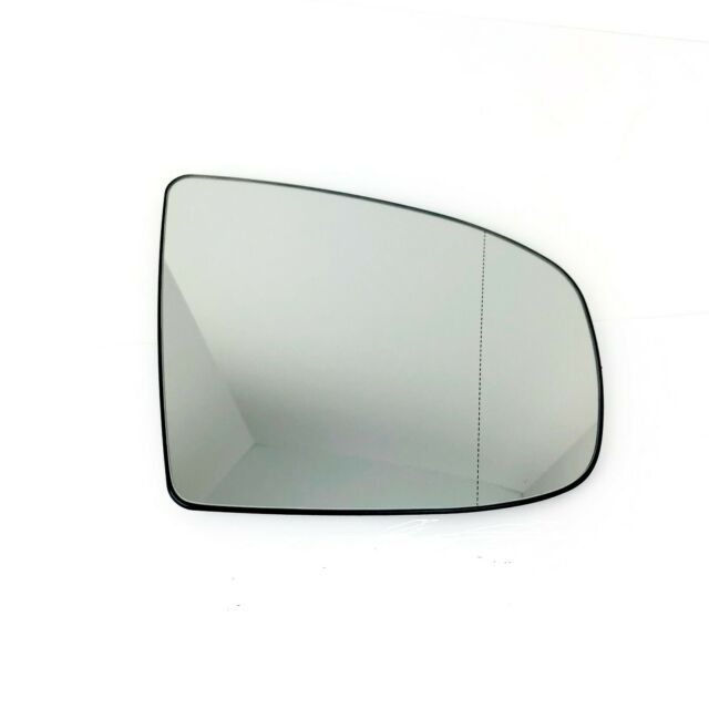 2x For BMW X5 E70 08~13 Auto Side Heated Wing Mirror Glass Car Rear View Mirrors