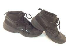 REEBOK DMX RIDE #102788447 Basketball HIGH TOP Shoe Black Men's Sz 8 M EXCELLENT