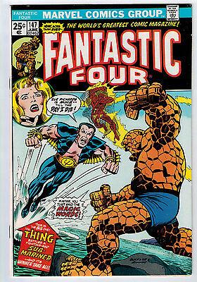 Fantastic Four #403 Marvel Thing Dr Doom AntMan Namor Sub-Mariner Scott Lang VF