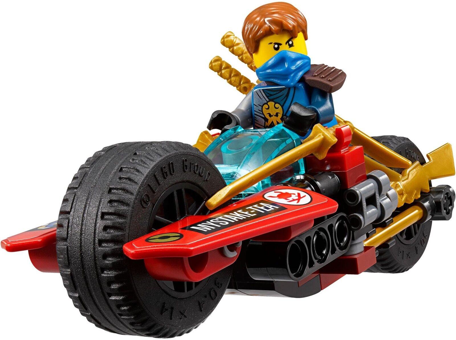 LEGO® NINJAGO™ 70596 Samurai X Höhlenchaos NEU NEW OVP MISB