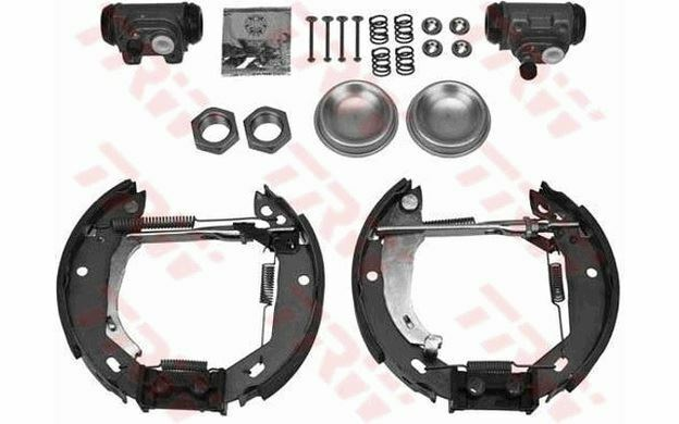 TRW Kit de frein Lucas / Girling / TRW pour PEUGEOT 306 CITROEN XSARA GSK1136