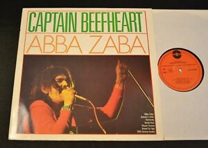 captain beefheart abba zaba