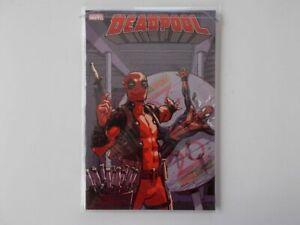 Ensoleillé Deadpool Back In Black (variant, Limitée à 1500) 2017 Panini Comics. Par 0-1-afficher Le Titre D'origine
