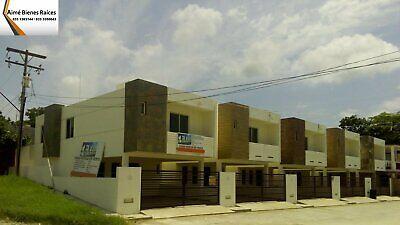 Casa nueva en Venta, col. Carmen Romano. Tampico