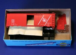 CNJ-Central-of-New-Jersey-40-039-Boxcar-Kit-Athearn-HO-23254