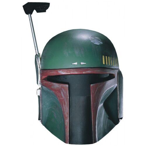 Boba Fett Helmet Adult Costume Mask Star Wars Halloween Fancy Dress