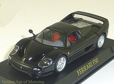 Ferrari Collection 1:43 Ferrari F50 black NEW SCALE MODEL
