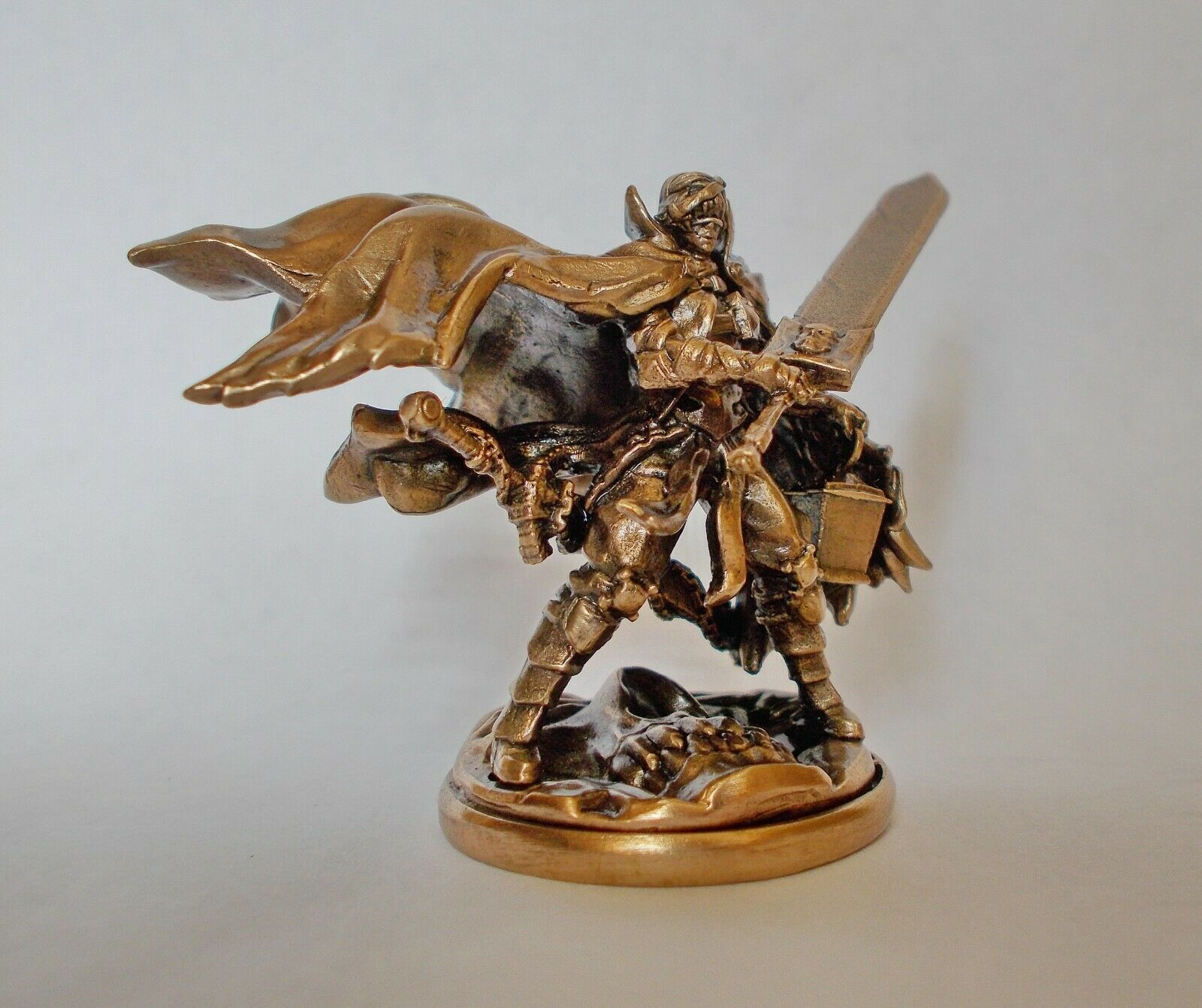 Kingdom Death Messenger of Humanity BRONZE (metal) conversion  DK17