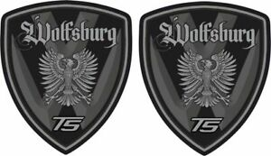 VW-T5-Wolfsburg-Transporter-Camper-caravelle-80mm-Wing-Decals-Stickers-styling