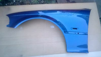 New front wing, N/S TOPAZ BLUE 364 - BMW E46 3 series coupe/cabrio prefacelift