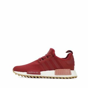 ADIDAS-NMD-R1-TRAIL-MEN-039-S-WOMEN-039-S-Scarpe-Unisex-MISTERO-Red-RRP-99-99