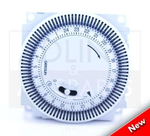 Halstead finest Finest Gold finest Platinum chaudière chauffage Horloge Minuterie 600520