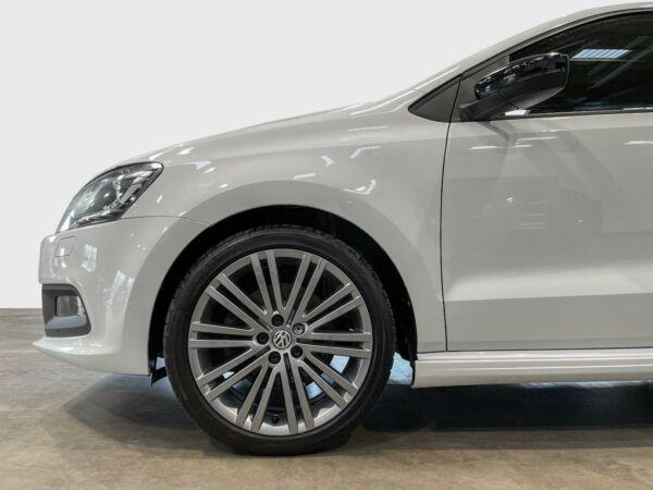 VW Polo 1,4 TSi 150 BlueGT DSG Van - billede 3