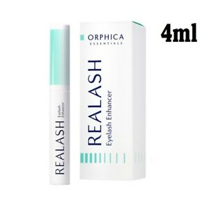 ORPHICA REALASH Eyelash Enhancer Conditioner SERUM Wimpernserum Förderung 4ml