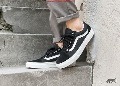 b3668b0a7e5e4f Vans Old Skool Snake Black Blanc Men s Classic Skate Shoes Size 11 ...