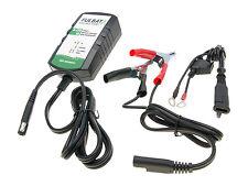 Cargador Batería Fulbat Fulload FL1000 para 6V / 12V Plomo MF Gel 2-60Ah Batería
