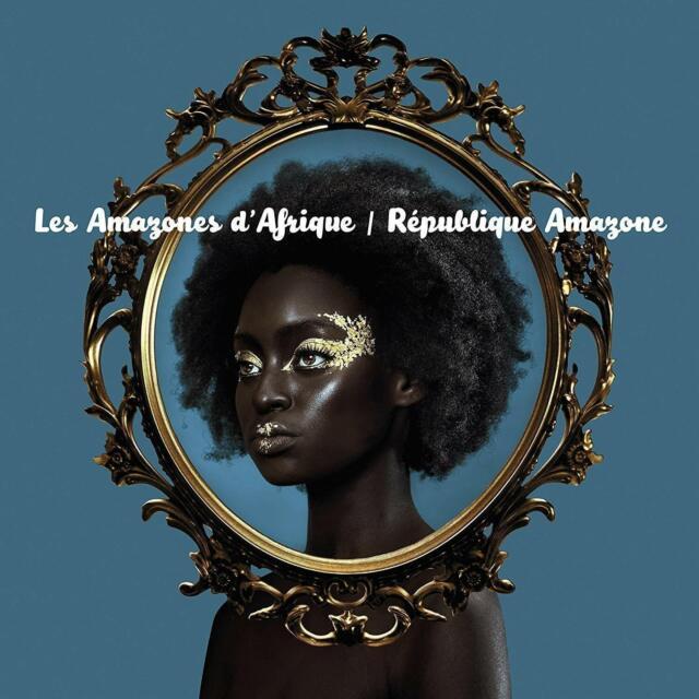 Les Amazones D'Afrique Republique Amazone (2017) 12-track Album CD Neuf/Scellé