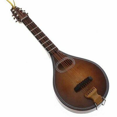 OM12 5 Inches Mandolin Musical Instrument Ornament