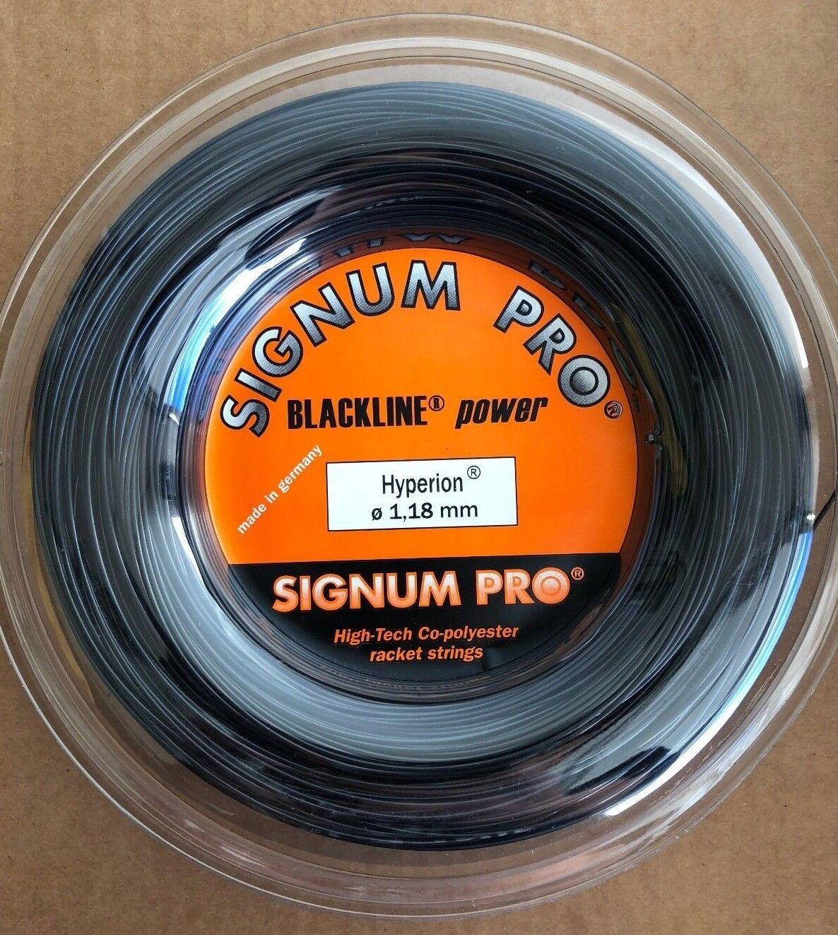 Signum Pro Pro Pro Hyperion 1.18mm - Co-Poly tenis Carrete de Cadena (660ft.) 90d33b