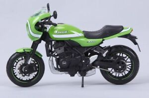 1-12-Scale-Green-Kawasaki-Z900RS-Motorcycle-Bike-Diecast-Model-MAISTO-F-Collecti