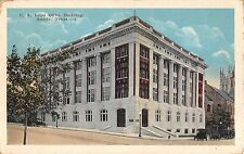 1924 US Land Office Building Austin TX post card