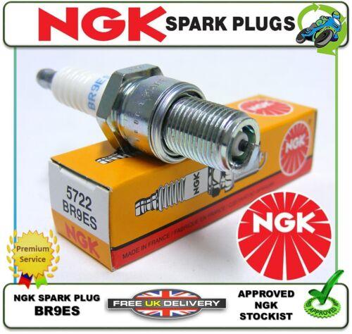 NEW NGK SPARK PLUG BR9ES (5722) PLUGS TO FIT YAMAHA DT125R DT 125R 03 04