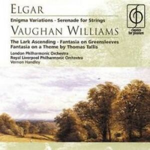 Vernon-Handley-Elgar-And-Vaughan-Williams-NEW-CD